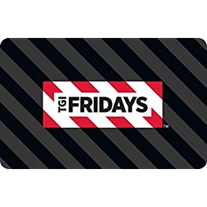TGI Friday's Restaurant Gift Card