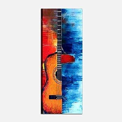 i Colori del Caribe Cuadros Modernos Verticales Guitarra Música ...