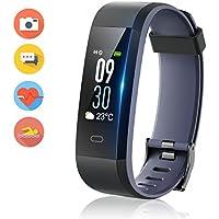 Vigorun Fitness Tracker Color Screen, Activity Tracker...