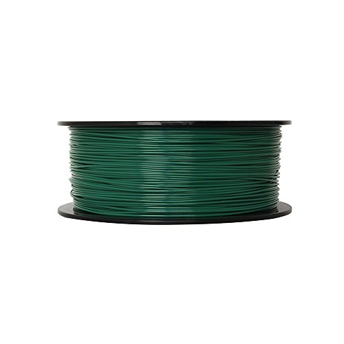 MakerBot Filament Diameter Spool Green