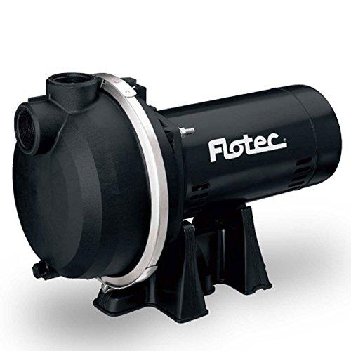 Flotec FP5162-08 Thermoplastic Sprinkler Pump 1 HP (Flotec Pump Sprinkler)