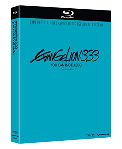 Evangelion 3.33: You Can (Not) Redo - Evangelion Anime