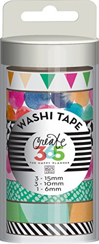 BIG ideas Washi Tape Watercolor