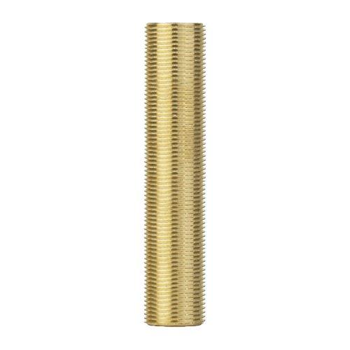 - LASCO 03-1733 Brass Escutcheon Nipple, 2-1/4