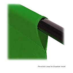 Limo9 X 13Ft Green Fabricated Chromakey Backdrop Background Screen For Photo / Video Studio, Agg1846