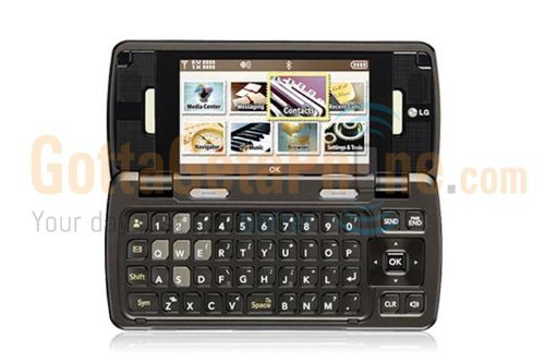 LG Env Touch VX11000 Touch Screen Cell Phone (Verizon Wireless) - No Warranty (Lg Vx11000 Battery)