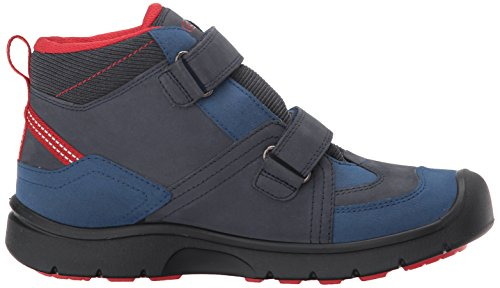 Pictures of KEEN Kids' Hikeport Mid Strap WP Hiking Boot 1017995 3