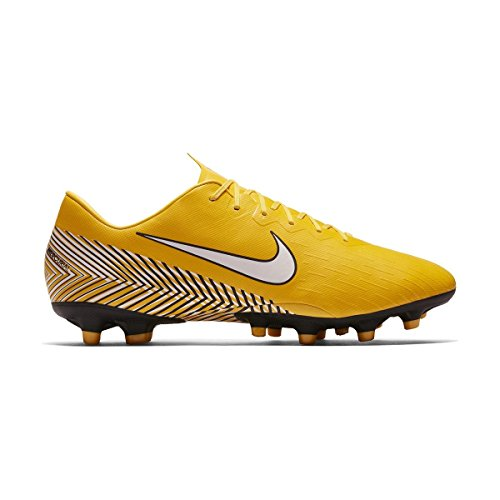 Black NIKE Pro Multicolore Amarillo NJR Sneakers Vapor 001 Adulte 12 White AG Mixte Basses UqF7U
