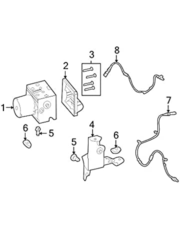 amazon control modules brake system automotive 2006 Town and Country Engine Diagram price 208 35