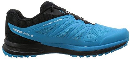 Salomon Sense Pro 2 - Zapatillas de Entrenamiento Hombre Azul (Scuba Blue /     Black /     White)
