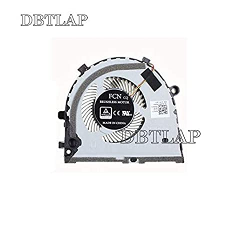 Amazon com: DBTLAP New Laptop Cooling Fan for Dell inspiron Game G3