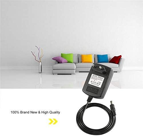 EU Plug Adapter AC 100-240V to DC12V 2A Power Supply Converter LED Light D