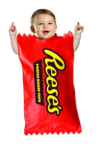 Hershey's Reese's Chocolate Peanut Butter Cups Candy Baby Bunting Size 3-9 ()