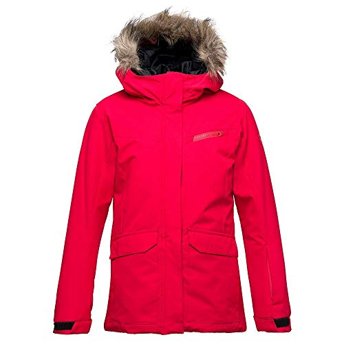 (Rossignol Girl Parka Insulated Ski Jacket Girls)