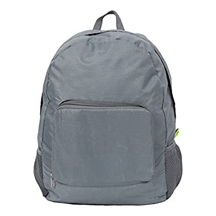 eDealMax Resistente equipaje plegable agua al aire Libre de embalaje Bolsa de viaje Mochila de senderismo