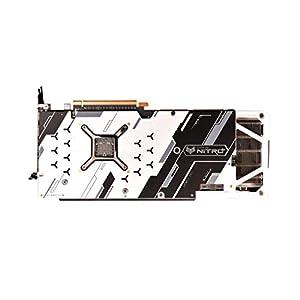 Sapphire 11293-03-40G Radeon Nitro+ RX 5700 XT 8GB GDDR6 Dual HDMI / Dual DP OC (UEFI) PCIe 4.0 Graphics Card