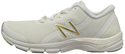 De Chaussures Balance Fitness Femmes Dores 711v3 Pour Blanches New 7wwFHdqx1