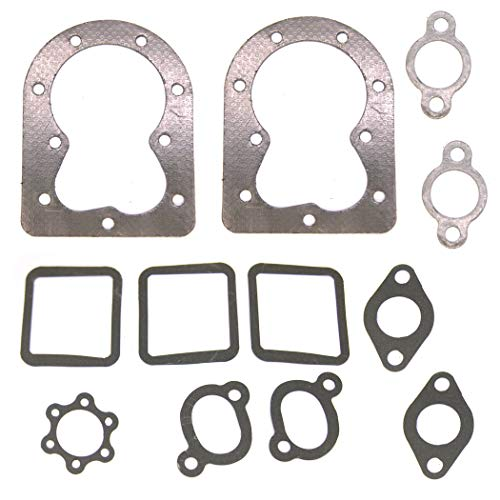 NIMTEK New Valve Grind Head Gasket Kit for Onan BF-B43-48 P216 P218 P220 Engine 110-3181