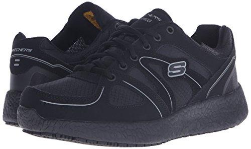 Skechers Chaussures À Classique Lacets Coupe Et Noir Gwinner Femme qqHrTfw4x