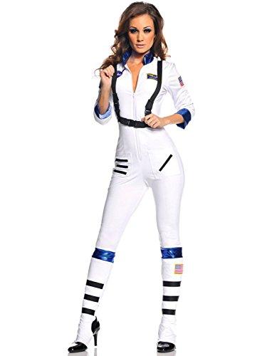 Ladies Astronaut Costume (Blast Off Astronaut Sexy Women's)