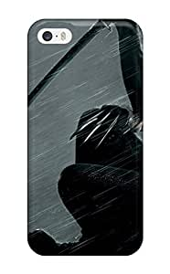 Hot High Grade Flexible Tpu Case For Iphone 5/5s - Wolverine