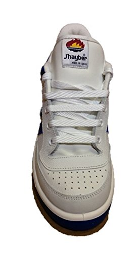 zapattu , Herren Sneaker blau weiß