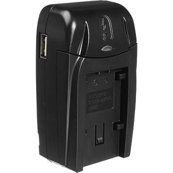 Amazon.com: Watson Cargador de AC/DC compacto para VW-VBK ...