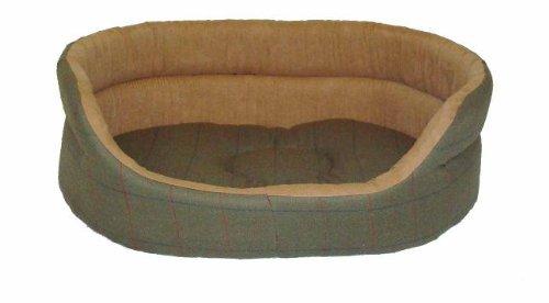 35-inch Danish Design Tweed Range Slumber Bed, 35-inch, Green