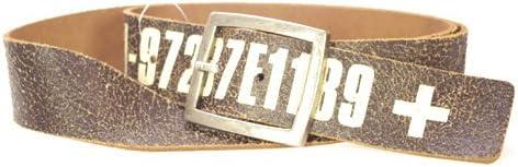 made in spain x446 cinturones attanze hombre complementos