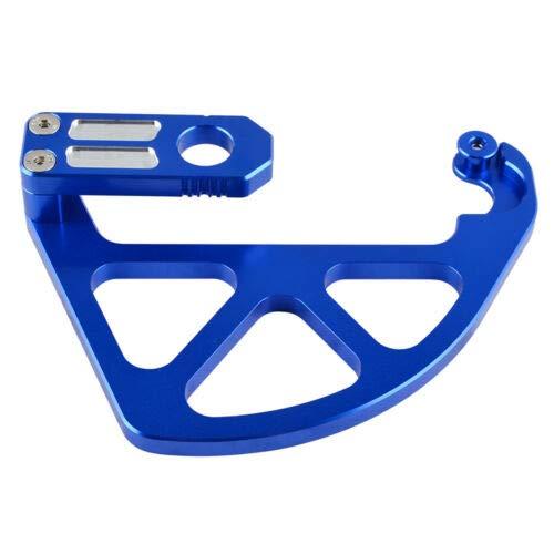 (FidgetKute Rear Brake Disc Guard for TC 85 Freeride 350 250 R BlueBlue)