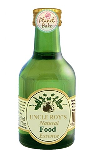 Elderflower Concentrated Food Essence Catering Size - 2.5litre/90fl.oz by uncle roy