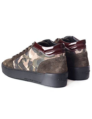 Android Homme Voortstuwing Mid Camo Trainer In Camo