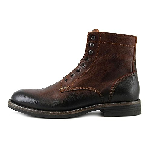 Kenneth Cole Mens Hard-Core Boots Brown xqofrEiw