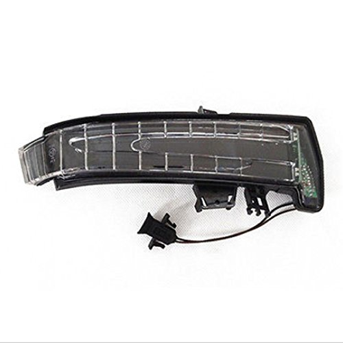 CNAutoLicht 212810002 Passenger Right Side Rearview Door Mirror Turn Signal Lights Lamp for Mercedes Benz W204 C180 C200 C230 C250 C280 C300 C350 C63 AMG 2007-2013 (C280 Signal Turn)