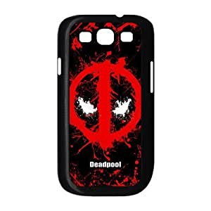 Fashion Hardshell Snap On Slim Phone Cover Case for Samsung Galaxy S3 i9300 - Deadpool