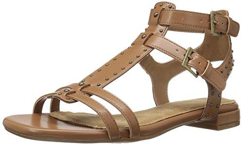 - Aerosoles Women's Showdown Gladiator Sandal, Tan, 7.5 M US