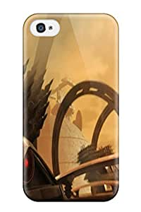 DanRobertse Perfect Tpu Case For Iphone 4/4s/ Anti-scratch Protector Case (star Wars Tv Show Entertainment)