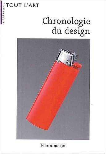 Lire un Chronologie du design pdf ebook