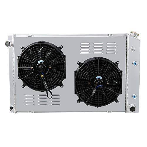 gmc 4 row radiator - 4