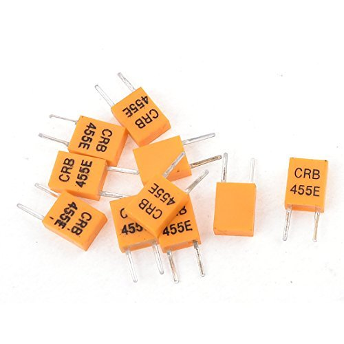 Ceramic Resonator 455  kHz CRB 455E Dip 2  TV Afstandsbediening 10  Pieces DealMux