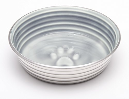 Loving Pets Le BOL Dog Bowl, Medium, Parisian Gray