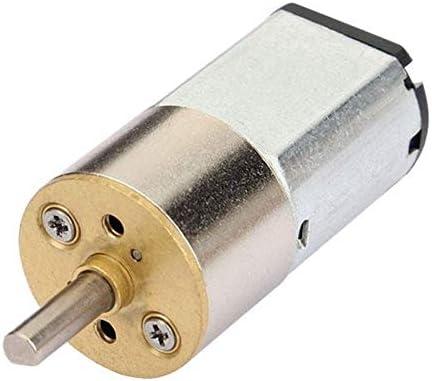 SSY-YU 15.5ミリメートルDC 6.0V 25rpmミニギアモータースピード減速 電動工具用