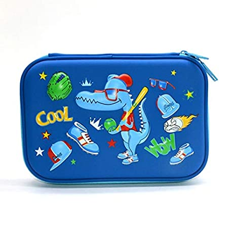 Amazon.com : Best Quality - Pencil Cases - Shark Pencil case EVA ...