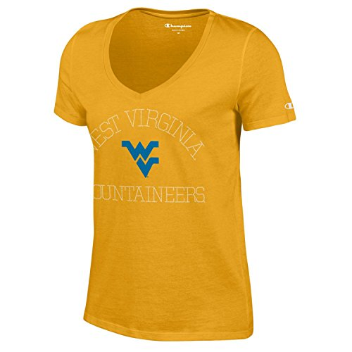 Champion Womens University Sleeve T Shirt