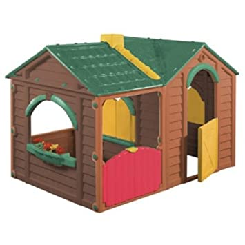 Keter M293170 - Caseta infantil garden villa: Amazon.es: Bricolaje y herramientas