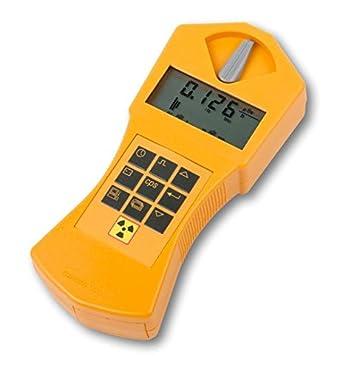 GAMMA-SCOUT de contador Geiger, radio Medidor de actividad Rechargeable: Amazon.es: Industria, empresas y ciencia