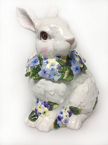 Bunny Cookie Jar<br>Ceramic