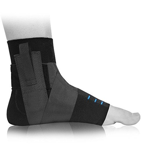 AFTR - Ankle Brace for Sprained Ankle, Swollen Ankle and Post Op Recovery - Bioskin