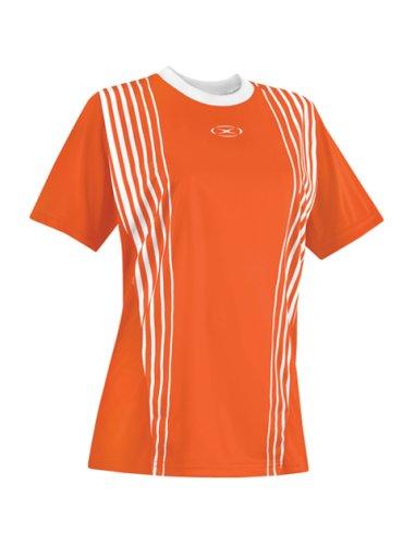 Reading Women 's Fit Soccer Jersey B00126HQ1M M|オレンジ/ホワイト オレンジ/ホワイト M