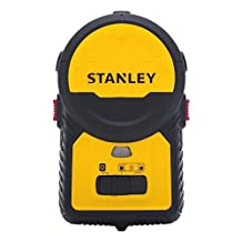 STANLEY STHT77149 Self-Leveling Wall Line Generator Laser Level, Yellow